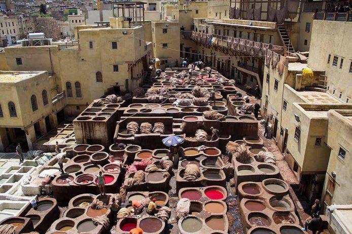Qué hacer en Fez?