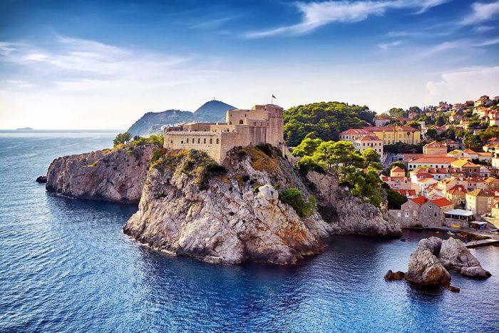 Fuerte Lovrijenac Dubrovnik