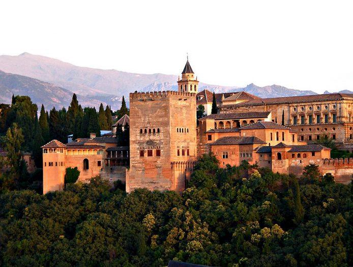 Ver la Alhambra en Granada