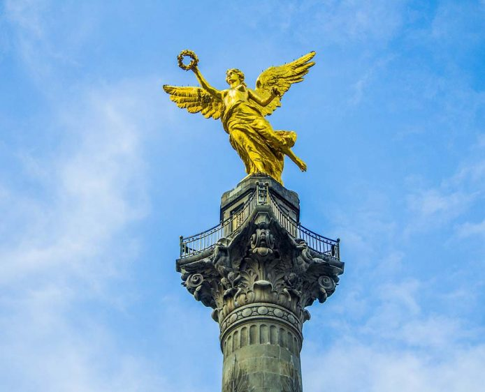 Visitar Ángel de la Independencia de Ciudad de México
