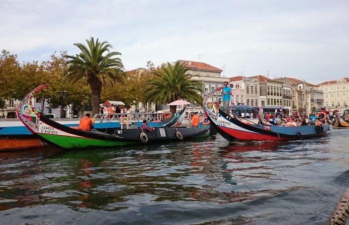 Visitar Aveiro desde Oporto