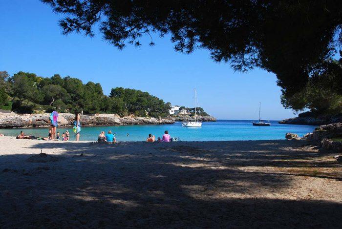 Alojarse en Mallorca en la Cala D'Or