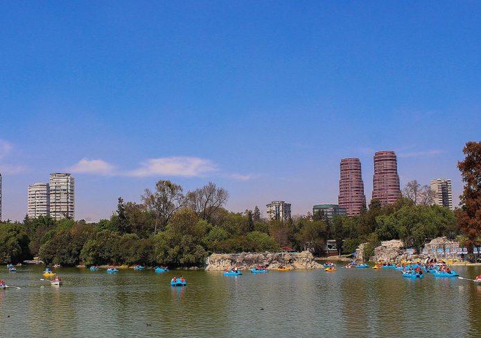 Visita el bosque de Chapultepec en Ciudad de México