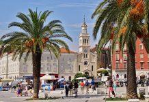 Dónde dormir en Split