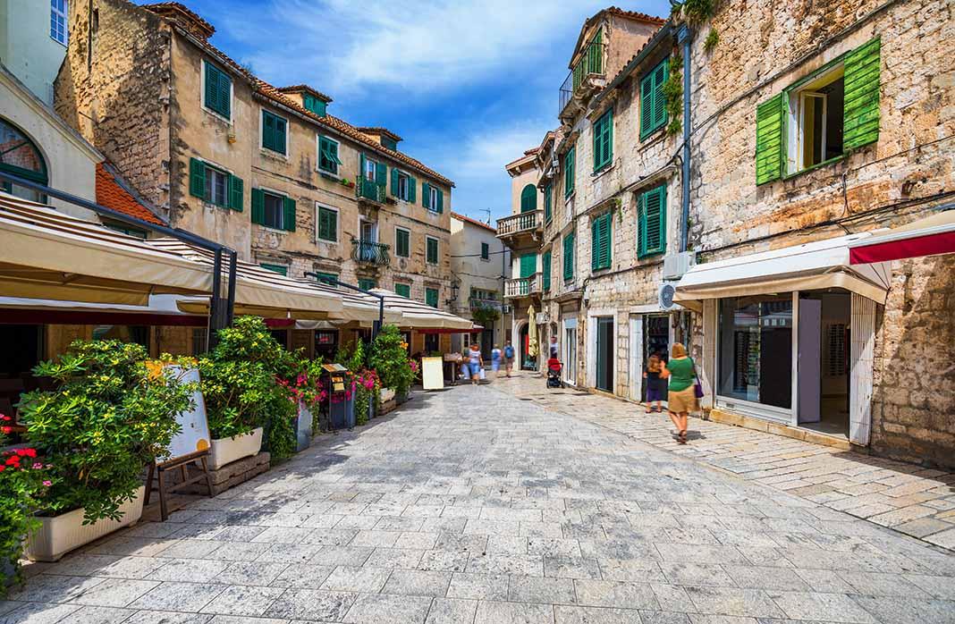 Los mejores lugares que ver en Split