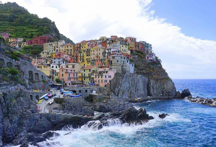 Dónde alojarse en Cinque Terre: Manarola