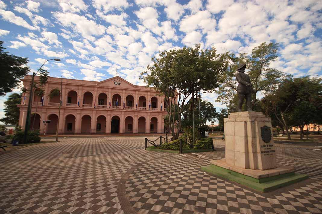 Visitar el Museo Cabildo en Asunción, Paraguay