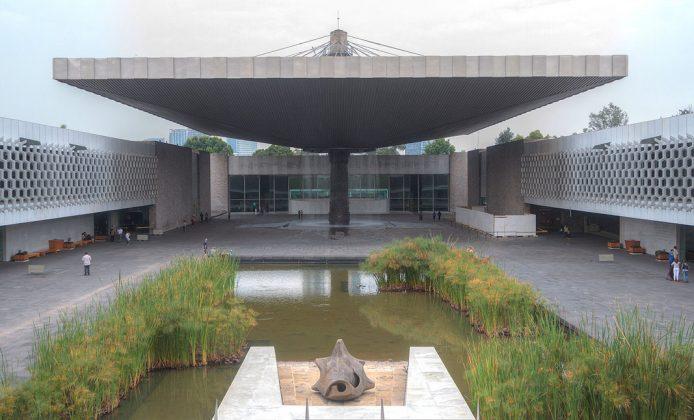 Visitar el Museo Nacional de Antropologia en Ciudad de México