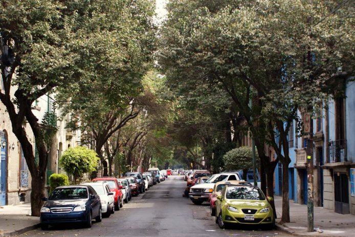 Pasear por la Colonia Roma de Ciudad de México