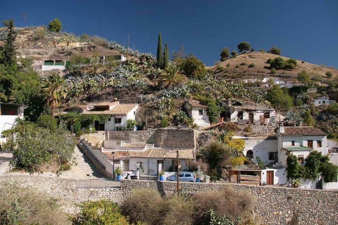 Perderse por el Sacromonte de Granada