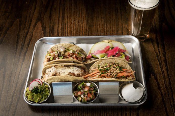 Comer tacos en Ciudad de México