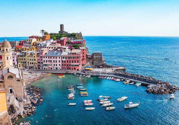 Dónde quedarse en Cinque Terre