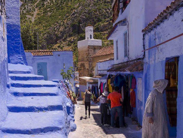 Visitar Chefchaouen desde Fez