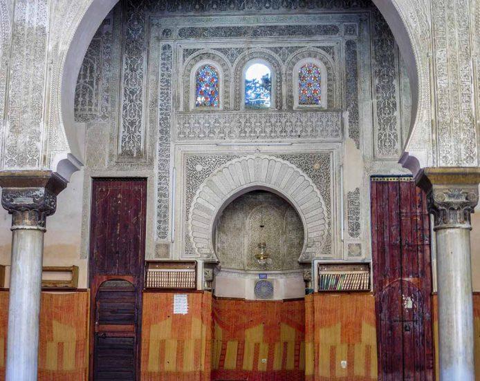 Medersa Bou Inania en Fez