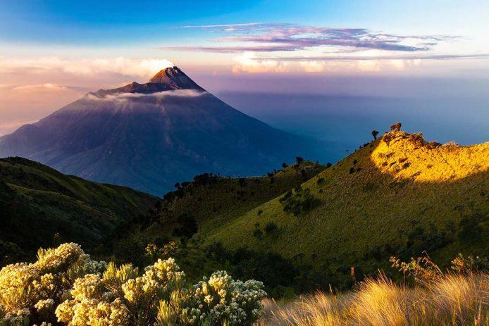 Excursiones que hacer en Yogyakarta, visitar el Monte Merapi