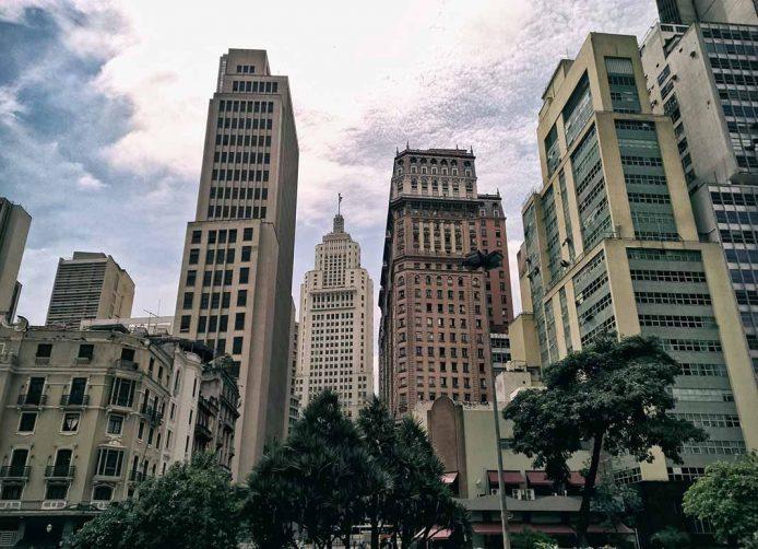 Subir a la Torre Banespa en Sao Paulo