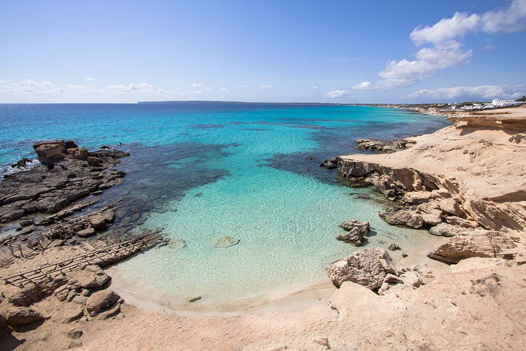Dónde dormir en Formentera: las mejores zonas y playas