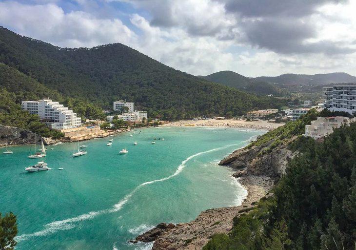 Dónde dormir en Ibiza