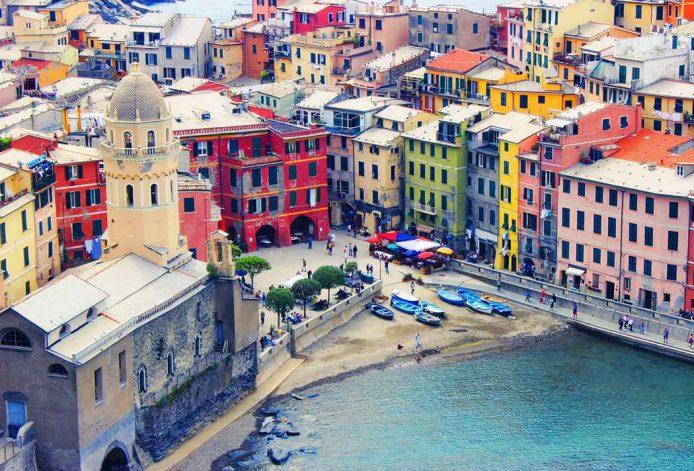 Dónde hospedarse en Cinque Terre: Vernazza