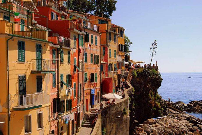 Que hacer en Cinque Terre