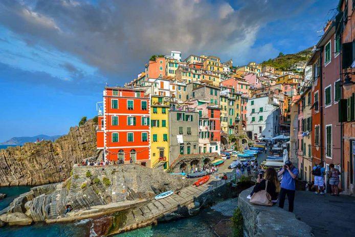 Las mejores zonas donde dormir en Cinque Terre