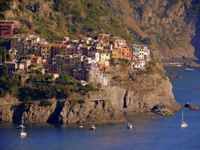Donde dormir en Cinque Terre: Corniglia