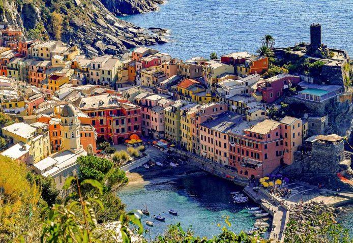 Dónde dormir en Cinque Terre: los mejores pueblos