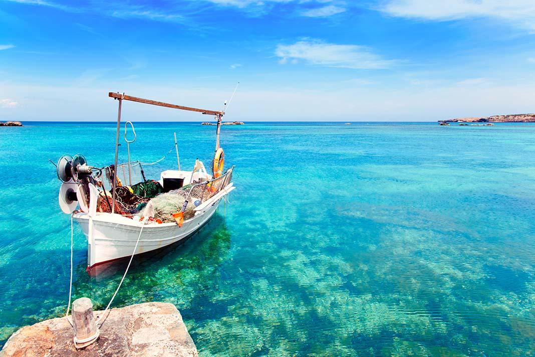 Las mejores zonas dónde dormir en Formentera