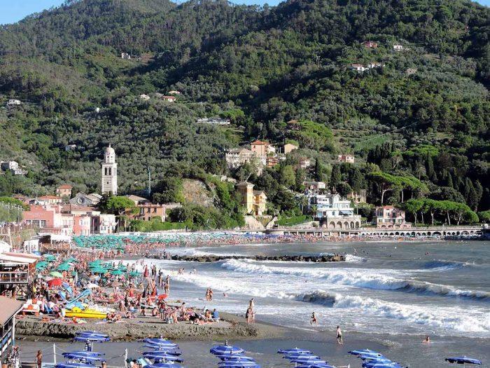 Dónde dormir en Cinque Terre: Levanto