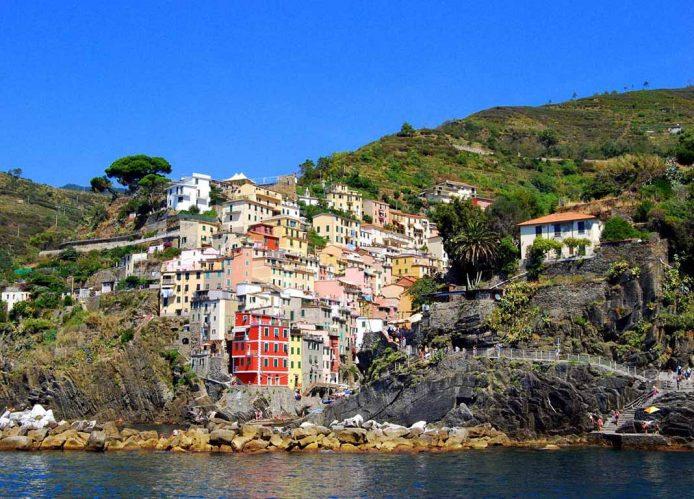 Visitar Riomaggiore en Cinque Terre