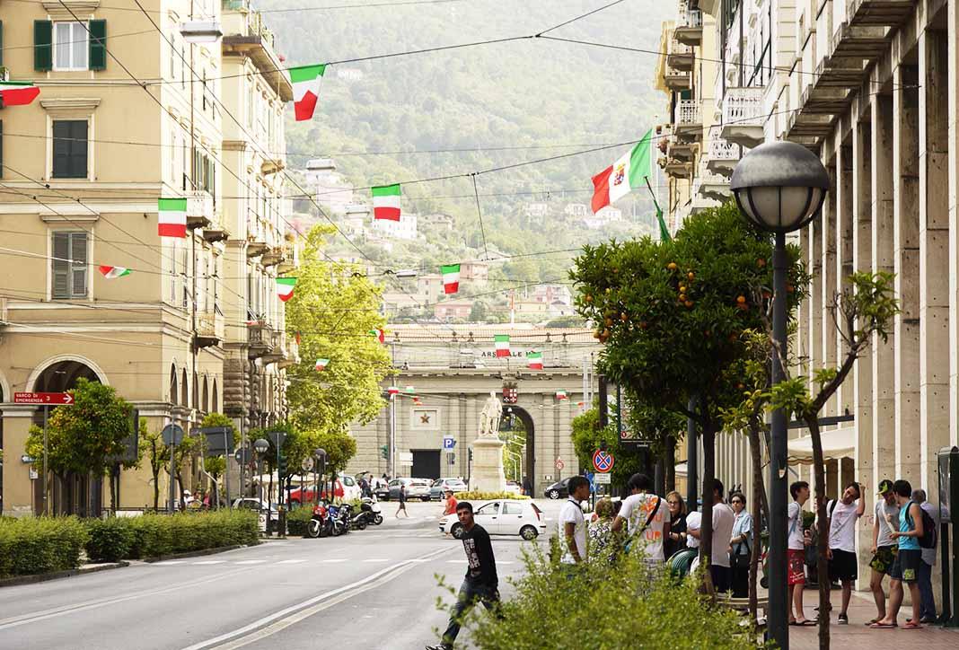 Hospedarse en la localidad de Spezia