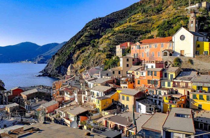 Conocer alrededeores Vernazza en Cinque Terre