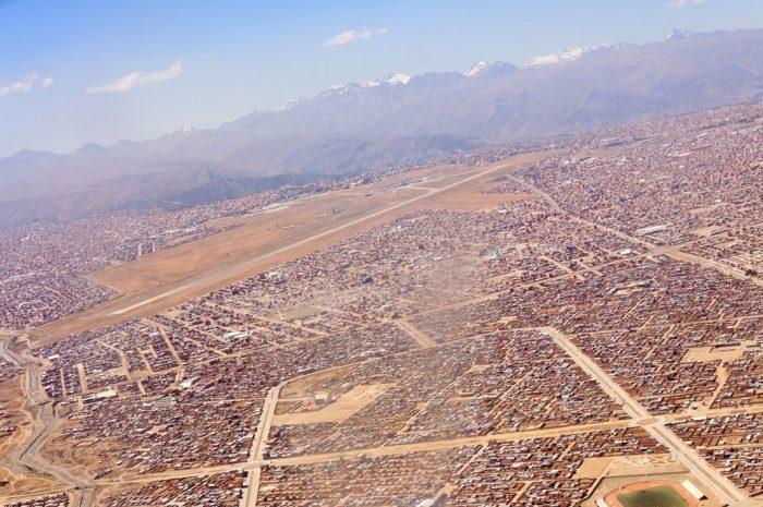 Aeropuerto de La Paz