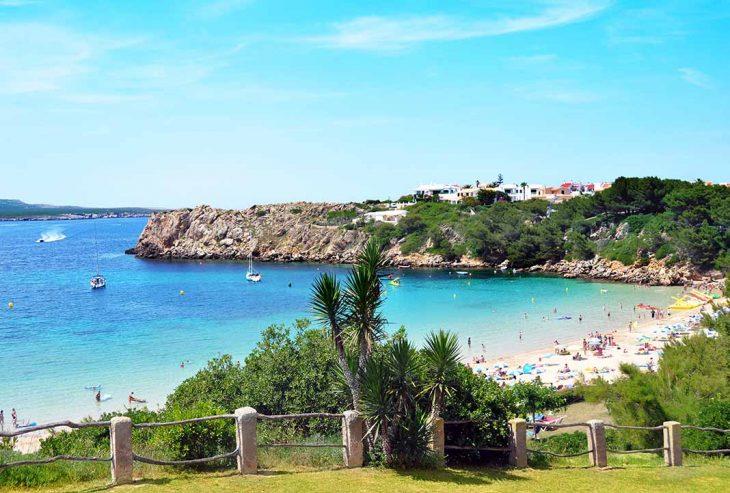 Dormir en el Arenal d'en Castell, Menorca