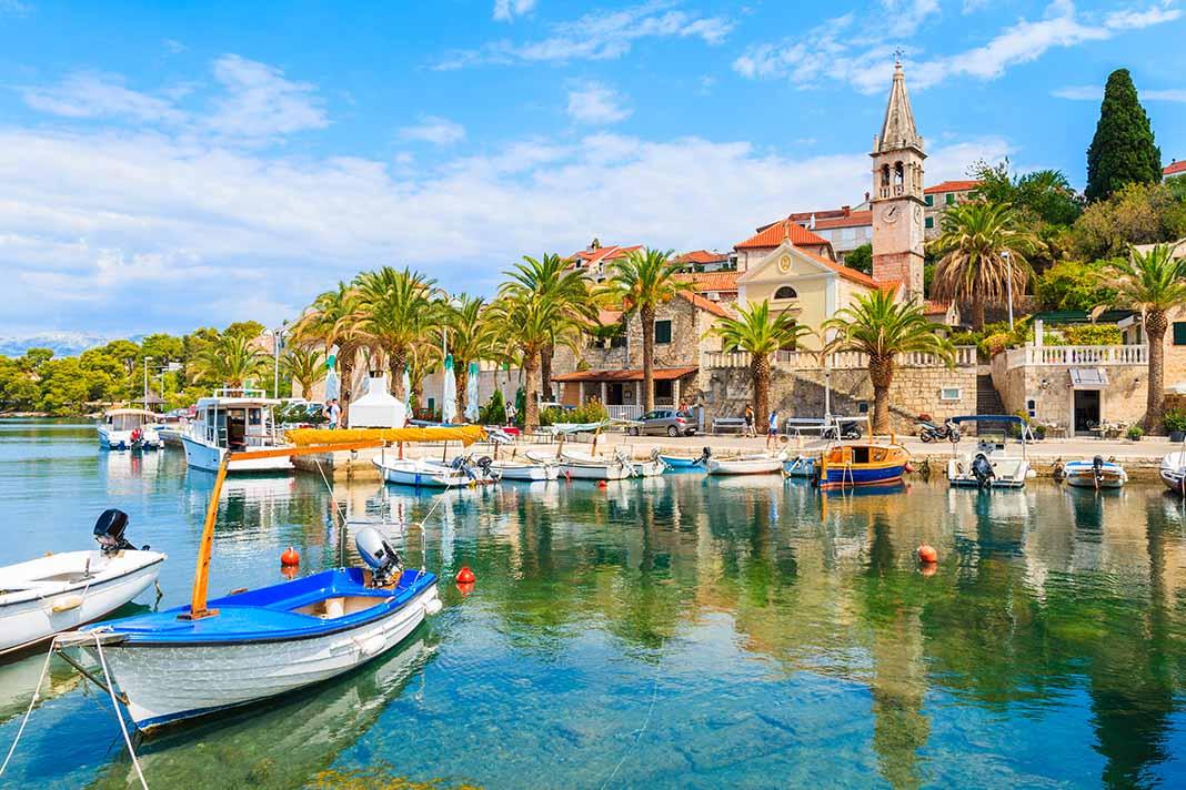 Excursiones Islas cercanas de Split: Brac y Hvar
