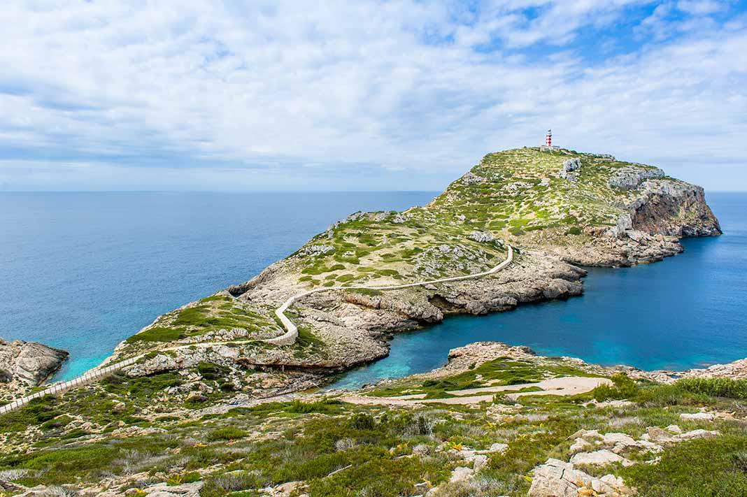 Visitar la isla de Cabrera, Mallorca