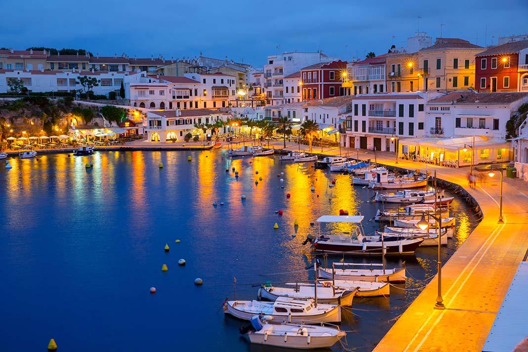 Las mejores zonas donde alojarse en Menorca