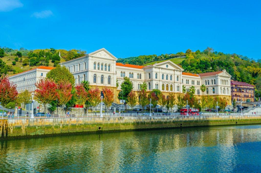 Alojamiento en Bilbao: Deusto Bilbao