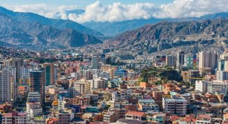 Dónde alojarse en La Paz