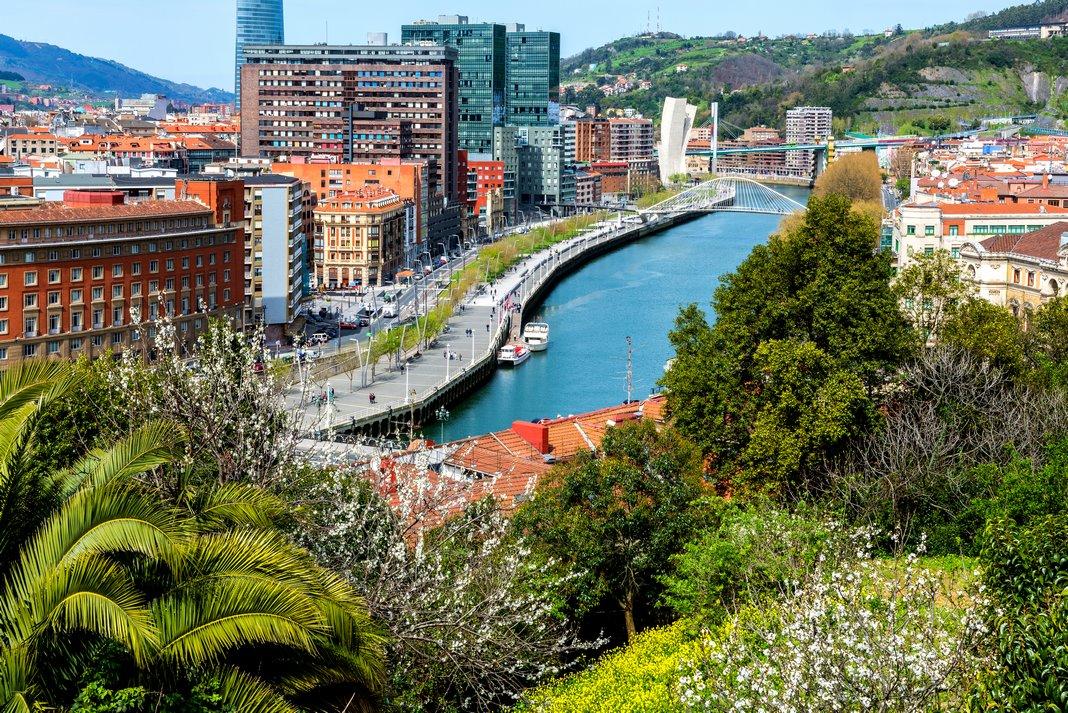 Dónde dormir en Bilbao: Barrio de Begoña