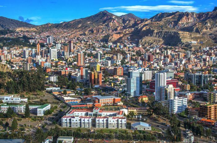 Dónde dormir en la Paz: La Paz - Sur