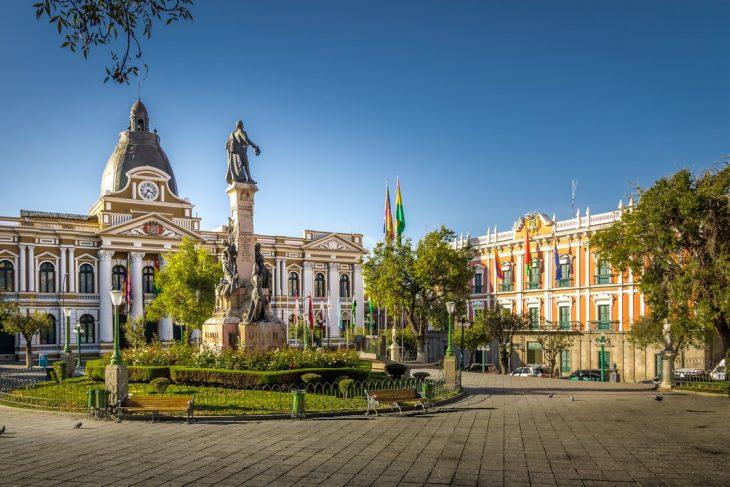 Dónde hospedarse en La Paz: El Centro Histórico