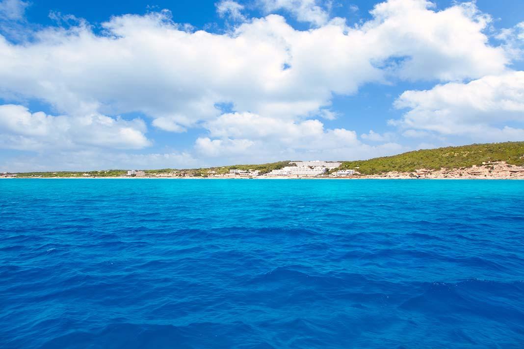 Alojamiento en Es Arenals, Formentera