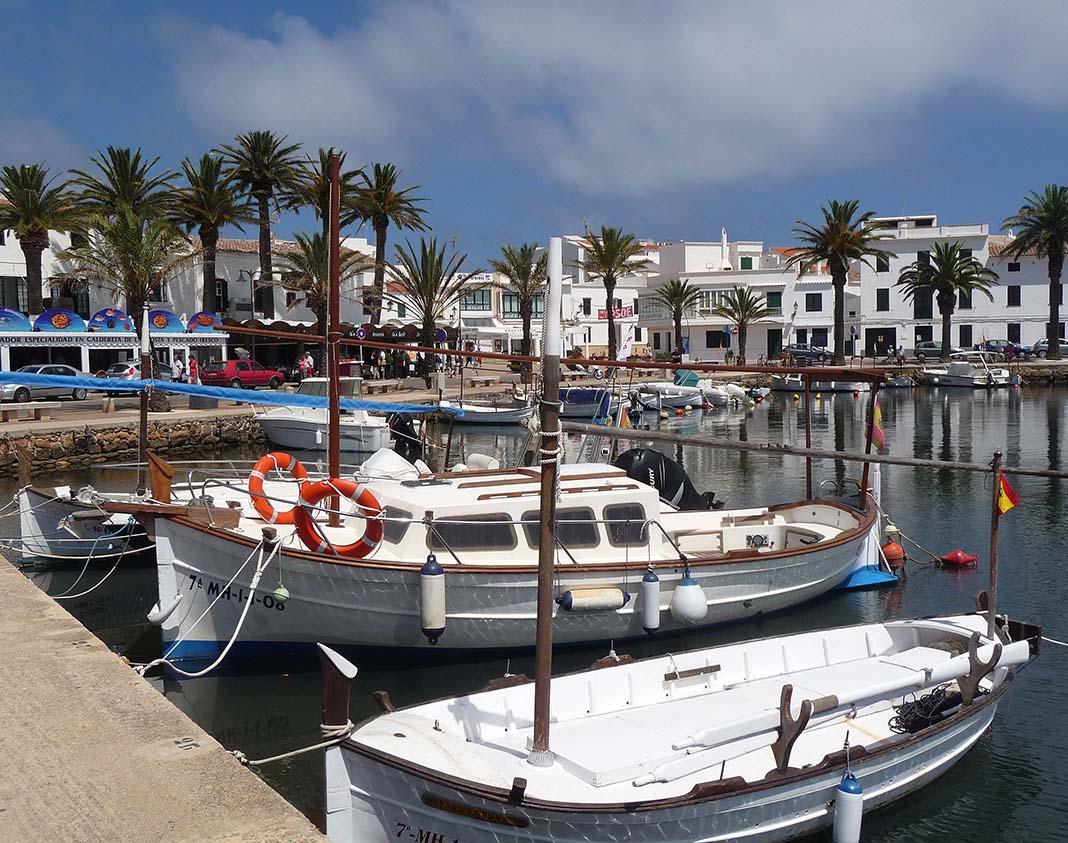 Dormir en Fornells, Menorca