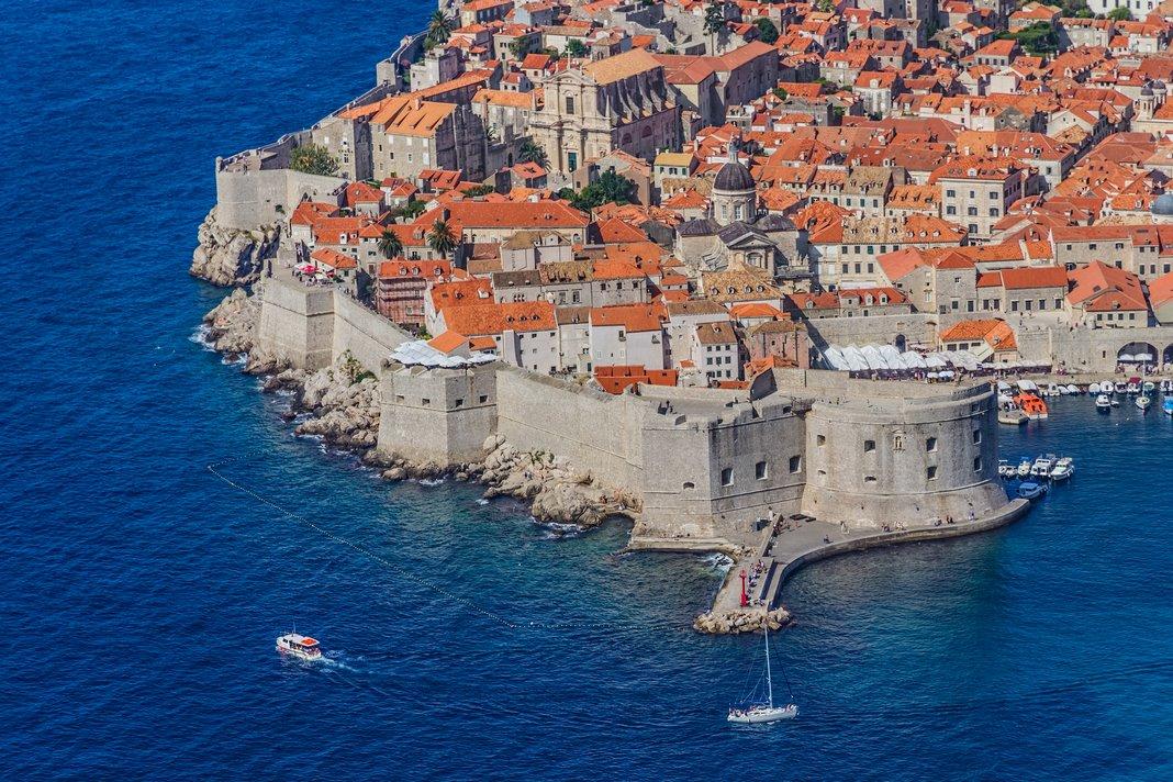 Fortaleza de San Juan Dubrovnik