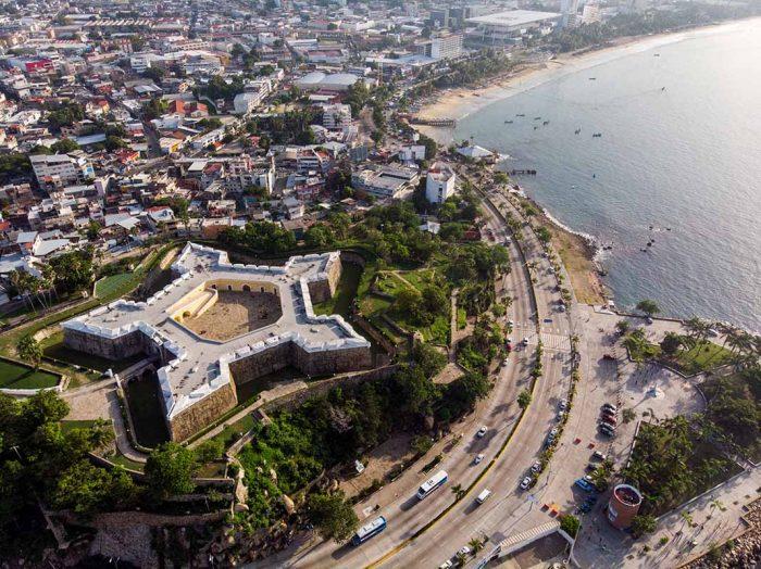 Visitar El Fuerte San Diego de Acapulco
