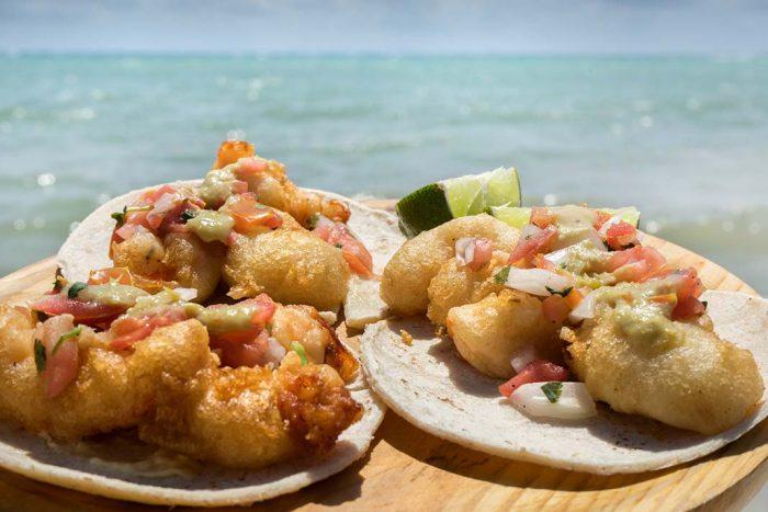 Comer en Cancún, México