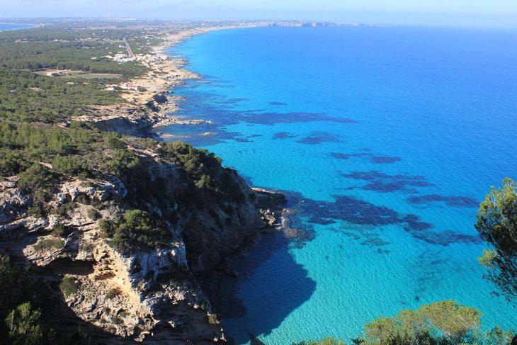 Hospedarse en La Mola, Formentera
