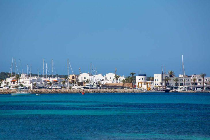 Hospedarse en La Savina, Formentera