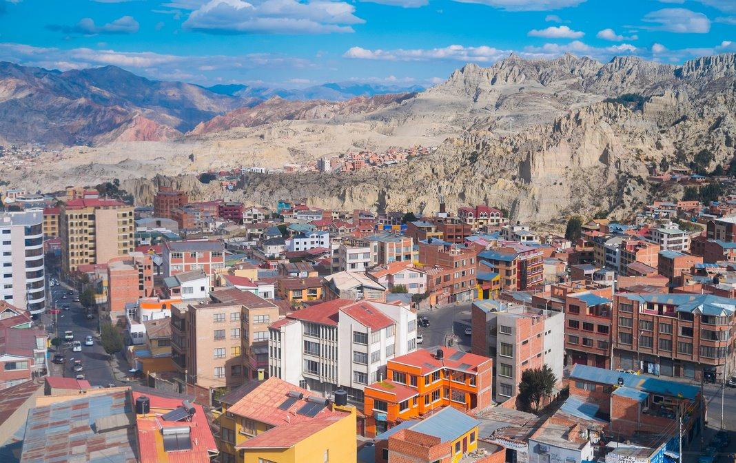 Las mejores zonas donde alojarse en La Paz: Sopocachi
